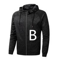 B Fashion Men's Hoody Custom Brand Printed Every Car Logo Off White Hoodie Mans Sweatshirt Male Hooded Zipper Sweatwear Harajuku