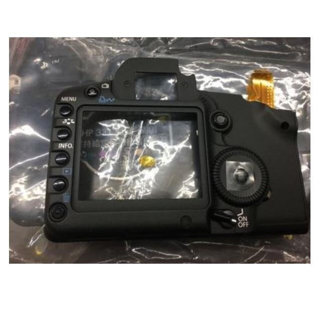 Nouvelles unités d'assemblage de couverture arrière d'origine touches de fonction pour Canon 5D2 5D Mark II SLR pièce de réparation d'appareil photo numérique