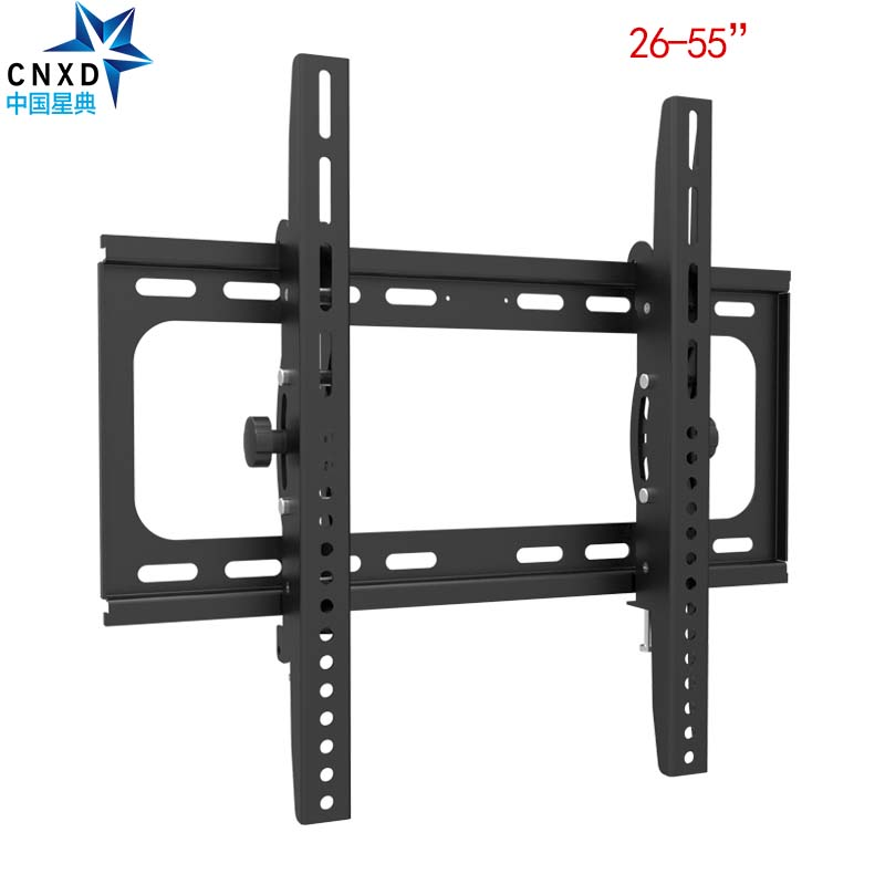 Articulating Tilting 15 degree TV Wall Mount Bracket for26 55 Inch LED LCD Plasma TV VESA 400 x 400mm 110lbs Loading Capacity in TV Mount from Consumer Electronics