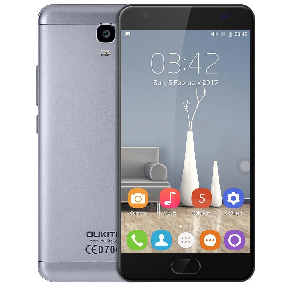 OUKITEL K6000 Plus 5 5 FHD IPS 4GB 64GB Mobile Phone 4G 6080mAh Android 7 0