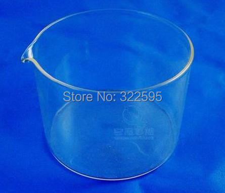 180mm glass crystallizing dish free shipping 150mm quartz glass flat bottom evaporating dish one pc free shipping