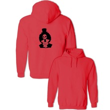 Brook Nami Tattoo Hoodie Cotton Sweatshirt