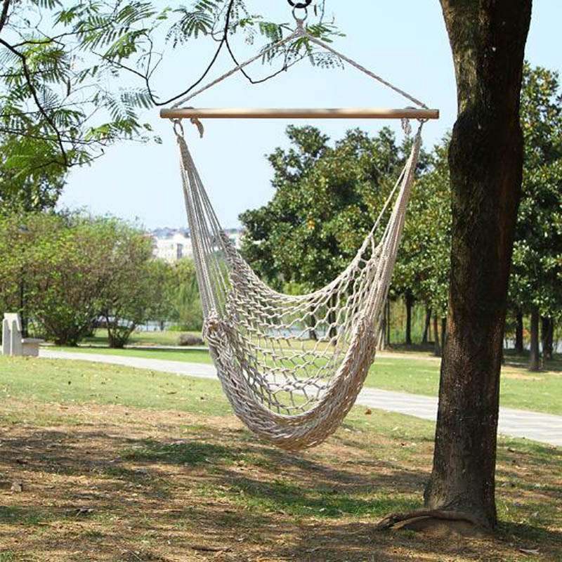 Aliexpress Aotu Camping Swing Chair Hanging Hammock Rocking Yard Cotton Indoor Child Relaxing 486 From