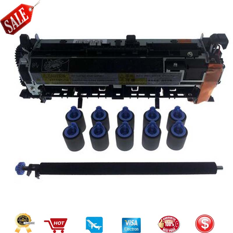 Original New LaerJet for HP M4555 M4555MFP Maintenance Kit Fuser Kit CE732A CE731A Printer Parts on sale original new laerjet for hp2200 2200 maintenance kit fuser kit h3978 60002 h3978 60001 printer parts