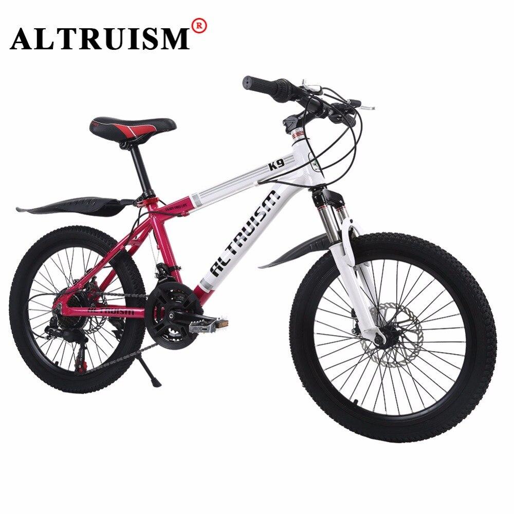 ALTRUISMO K9 niños en Bicicleta 21 Velocidad 20 Pulgadas De Aluminio ...