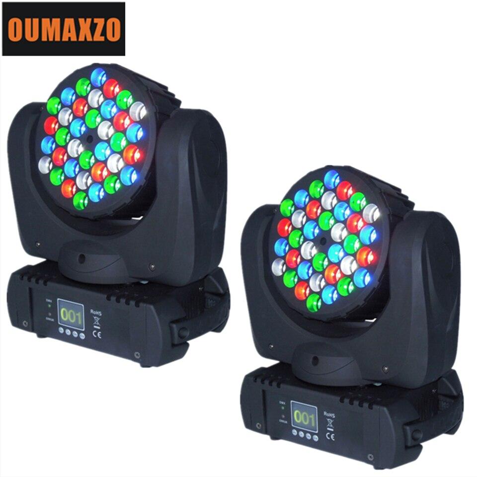 Pro Blizzard Lighting Blade RGBW (Blizzard BADE RGBW) 8 degree Sharpy 36 X 5W LED Beam Wash Moving Head Light 36 LEDs Pro