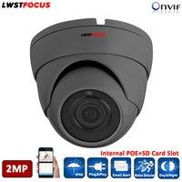 LWSTFOCUS 1080P Full HD 2MP Multi Language Multi Function CCTV Camera POE IPC ONVIF 2MP IP