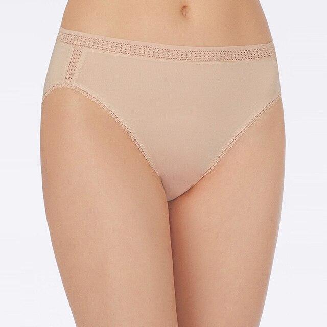 31d8d452156b on Gossamer Women's Sexy Panties Microglamour High Cut Brief Ultrathin  Seamless Mesh Hip Bikini Underwear Women
