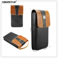 Pull Up Leather Travel Sleeve Carry Case Bag Cover Holder For B O BeoPlay A2 Bluetooth