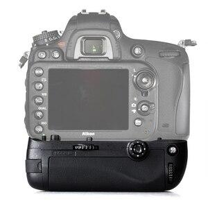 Image 4 - Capsaver 니콘 d750 카메라 용 수직 배터리 그립 MB D16 교체 멀티 파워 배터리 홀더 EN EL15 리모컨으로 작동