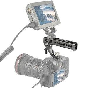 Image 5 - SmallRig Quick Release Camera uchwyt rękojeści buta może używać W/ SmallRig Z6 L płyta w/ ARRI lokalizowanie otwór DIY aparat stabilizator 2094