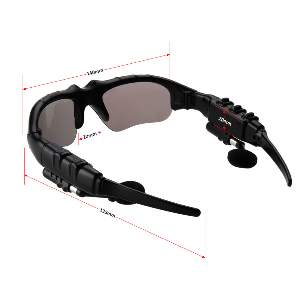 ea6af85d73 new Sunglasses Wireless Bluetooth Headphones Smart Glasses Polarized  Eyewear Headset For Android   IOS Smart Electronics on Aliexpress.com