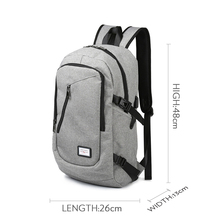 USB Charging Computer Laptop Backpack