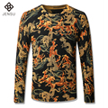 2016 New Men Winters Sweaters and Pullovers Outwear Men's Casual Fashion Slim Fit Long Sleeved Large Size Knitted Sweaters Male