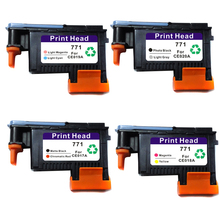 einkshop CE017A Print Head Replacement For HP 771 For Designjet Z6200 Printhead CE017A CE018A CE019A CE020A цена
