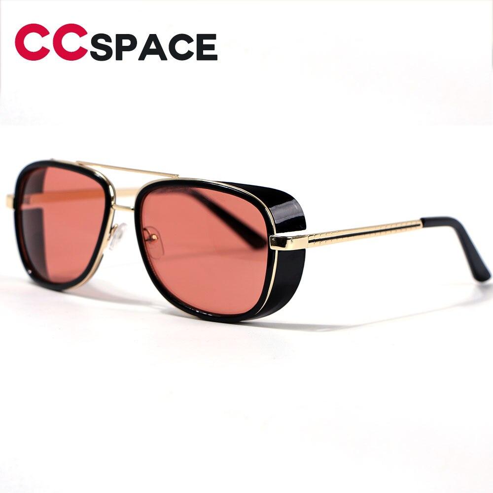 Masculino Steampunk Óculos De Sol Tony Stark Homem De Ferro Matsuda Óculos  De Sol Retros Do Vintage Óculos Steampunk Óculos de Sol UV400 Oculos de sol  em ... e2c8b9fa42