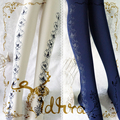 2017 lolita harajuku tights Thick Lolita 120D Pantyhose female tight CA313