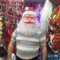 Santa Claus Masque Chapeau Noel Joyeux Noël De Partie De Mascarade Masque Accessoires de Plein Visage Masque Ornement de Fête Natal Nouvel An Décoration