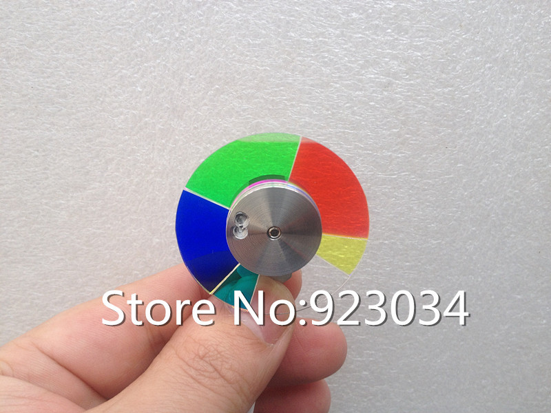 Wholesale Projector Color Wheel for NP210+ Free shipping new original projector colour color wheel model for nec np43 np110 np v230 v260 v280 np v300x color wheel