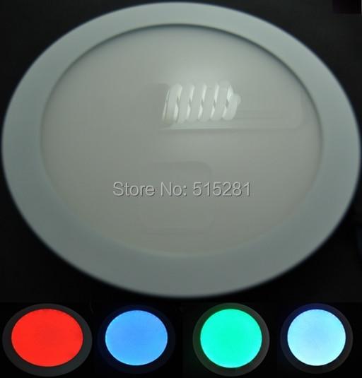 BSOD RGB Panel de luz LED Downlight 12 V Lámpara de techo con - Iluminación LED
