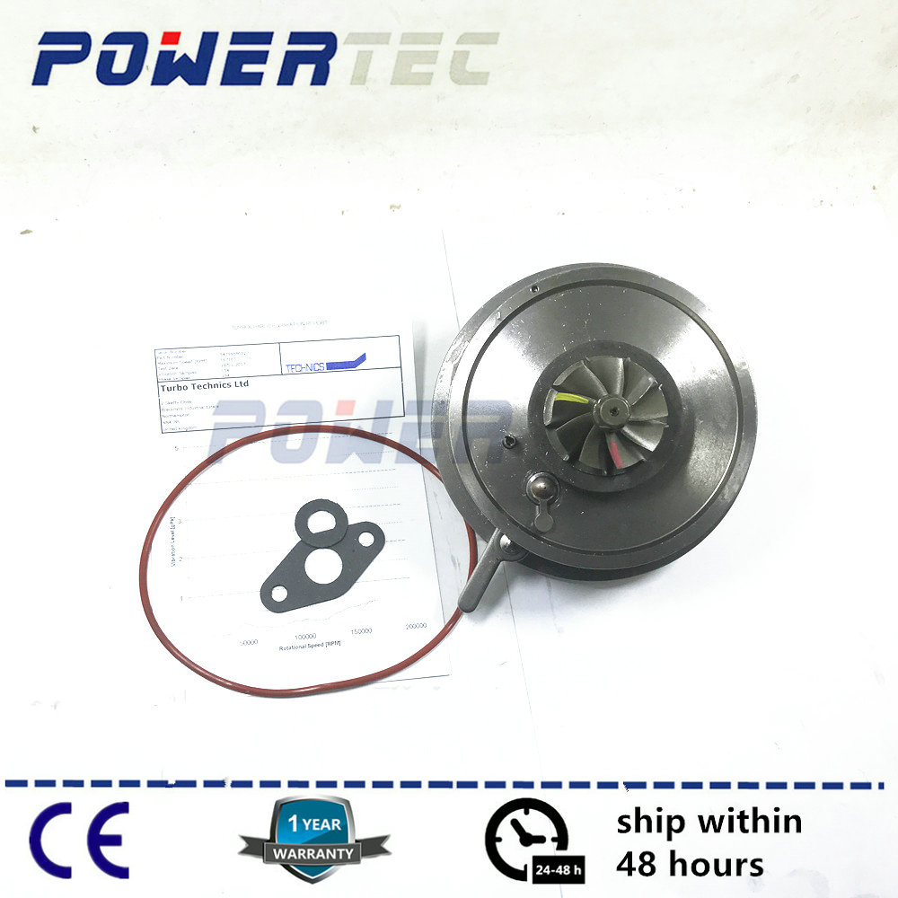 BV39 core turbo For Renault Megane III 1.5 DCI K9K Euro 5 5T 78Kw turbine cartridge CHRA 54399880087 54399700087 14411-6289R renault megane 1 5 dci