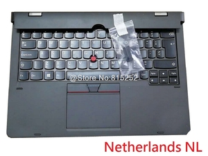 Image 2 - Doca do teclado para lenovo para thinkpad helix gen 2 20cg 20ch para ultrabook pro inglês eua tailândia ti holanda nl reino unido