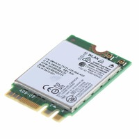 Network Cards Fit For Intel Dual Band Wireless AC 3165 3165NGW 433Mbps BT 4 0 WIFI