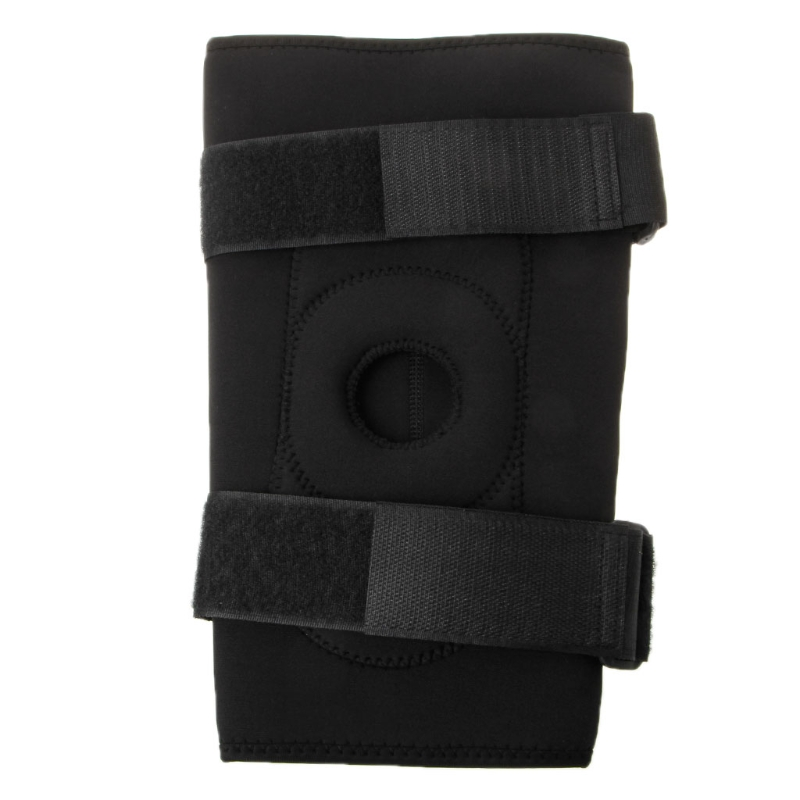 OOTDTY Adjustable Knee Support Pad Patella Knee Support Brace Protector Compression Sleeve