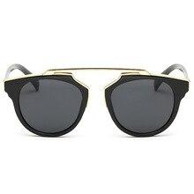 Hot brand new diseño 2016 summer vintage steampunk gafas de sol de gran tamaño gafas de sol para niños niños gafas de sol mujer z2