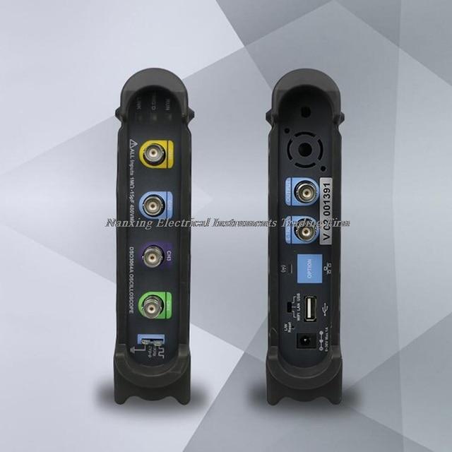 Hantek DSO3064 Kit V VI VII VIII automobile Diagnostic PC USB virtuel Oscilloscope 4CH 200 MS/s 60 MHz arbitraire