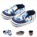 2016 Fashion Camouflage Baby Shoes Toddlers Soft Sole First Walkers Boys Girls Footwear Crib Shoes
