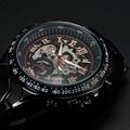 Winner Watch Men Sport Casual Watches Mens Luxury Watch montre homme Automatic Mechanical Wrist Watch Skeleton Wristwatch hodink