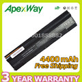 Apexway 4400 мАч 10.8 В аккумулятор для ноутбука Asus A31-1025 A32-1025 Eee PC 1025 1025C 1025CE 1225 1225B 1225C R052 R052C R052CE