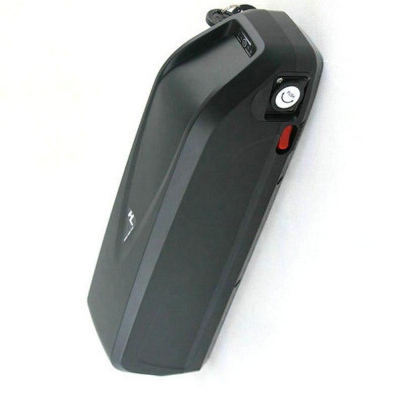 Taxe douanière gratuite 52 V requin batterie paquet 52 V 14Ah Ebike batterie lithium ion batterie 14 S 4 P avec chargeur