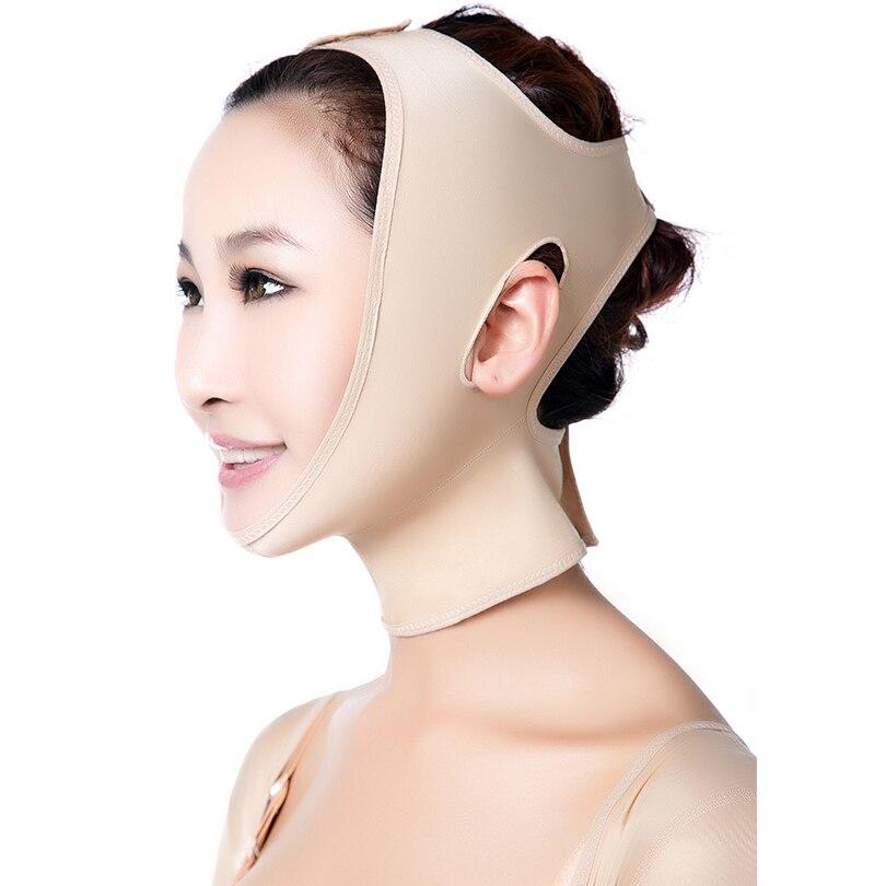 Нежный Форма одежда лица худое лицо маска для похудения повязки Уход за кожей пояс Форма Lift уменьшить двойной подбородок фирмы толстые лицо...
