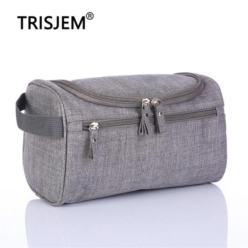 d547d7349 Viaje cosmético bolsa para hacer las mujeres hombres maquillaje cosméticos  lavado neceser bolsa de equipaje para mujeres, maquiagem en Bolsas de  cosméticos ...