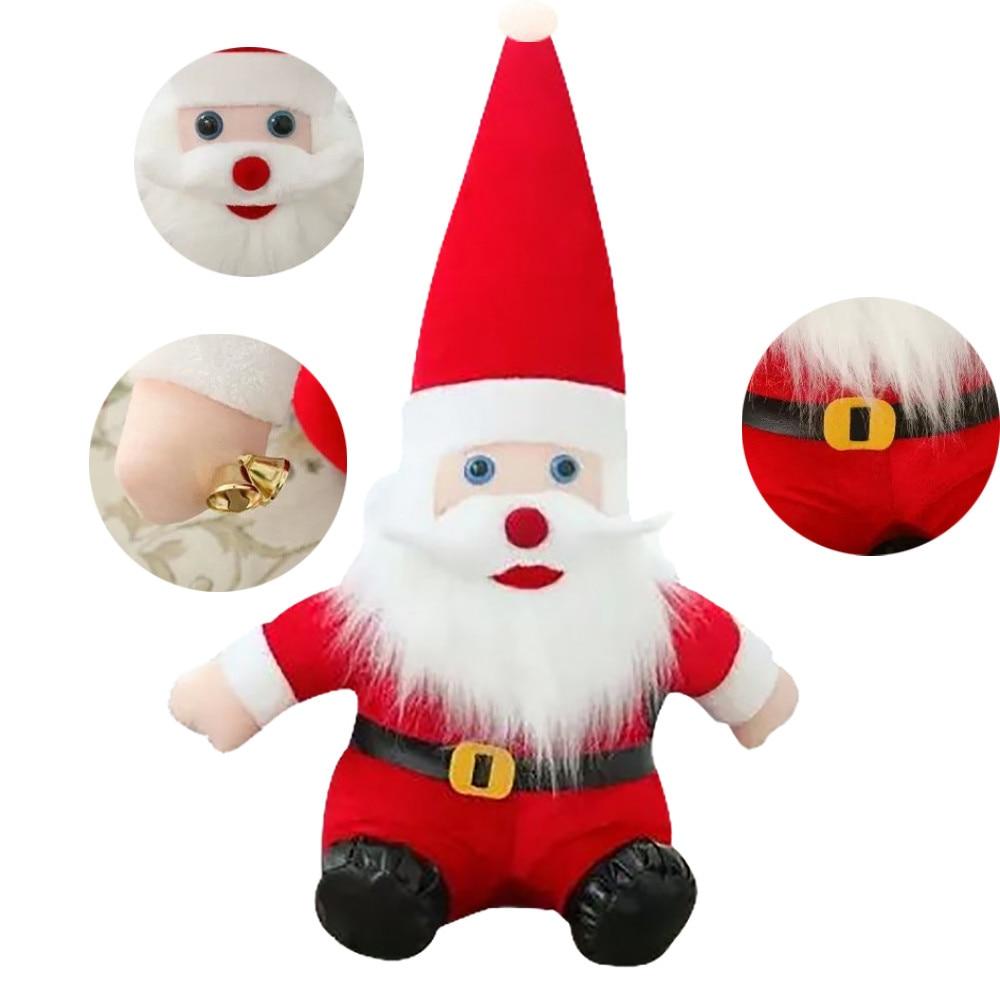 font b 2017 b font font b New b font Fashion Father Christmas Plush Toys