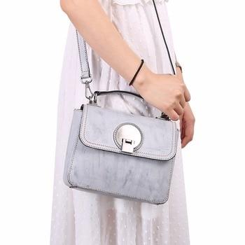 Women Fashion Bag Genuine Leather Crossbody Bags For Women Shoulder Crossbody Bags Women Menssenger Bag Bolsas Feminina 81