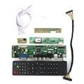 Для LP171WP4 (TL) (N2) LP171W01 (А4) Т. VST59.03 LCD/LED-Драйвер Контроллера доска (ТВ + HDMI + VGA + CVBS + USB) LVDS Повторное Ноутбук 1440x900
