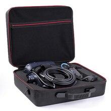 купить Waterproof EVA Hard Portable Box Cover Case for HTC VIVE Pro Virtual Reality Headset - Travel Protective Carrying Storage case дешево