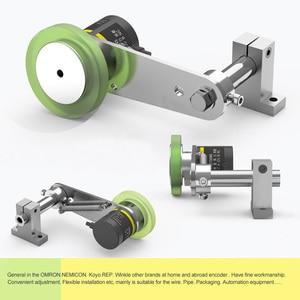 Image 4 - 固定ブラケットの ovw エンコーダ取付フレーム複合可動スライディングブラケット開口 20 30 36 ミリメートルエンコーダアクセサリー