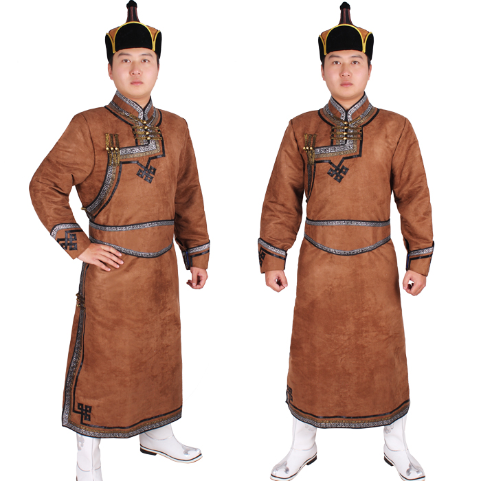 Men S Mongolian Clothing