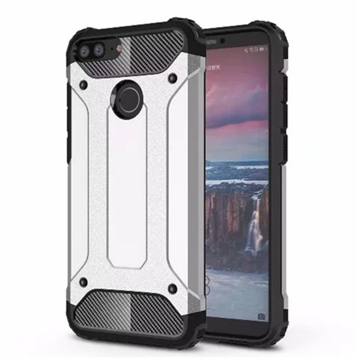 For Huawei honor 9 lite case Hybrid armor Hard Rugged Impact TPU+PC Phone Cases Capa for Honor 9lite shockproof Back Cover