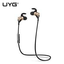 UYG D9 auricular Bluetooth Inalámbrico para el teléfono en los teléfonos del oído deporte corriendo auriculares steelseries pk xiaomi 4 colores para el iphone