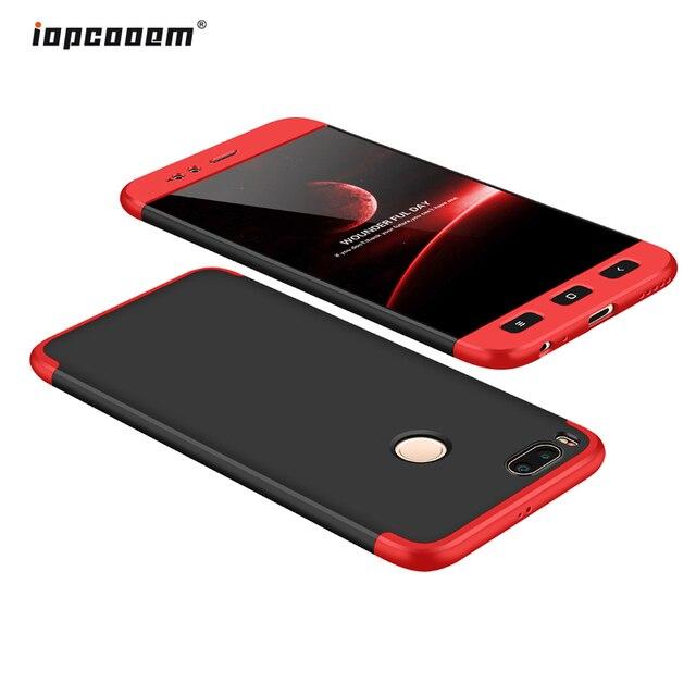 innovative design 59ee4 5e779 US $3.64 27% OFF|Case For Xiaomi Mi A1 Mi 5X Cover 360 Degree Protection  Coque Back Cover For Xiaomi Mi 5X Phone Case Xiaomi Mi A1 Mi5X Cases-in ...