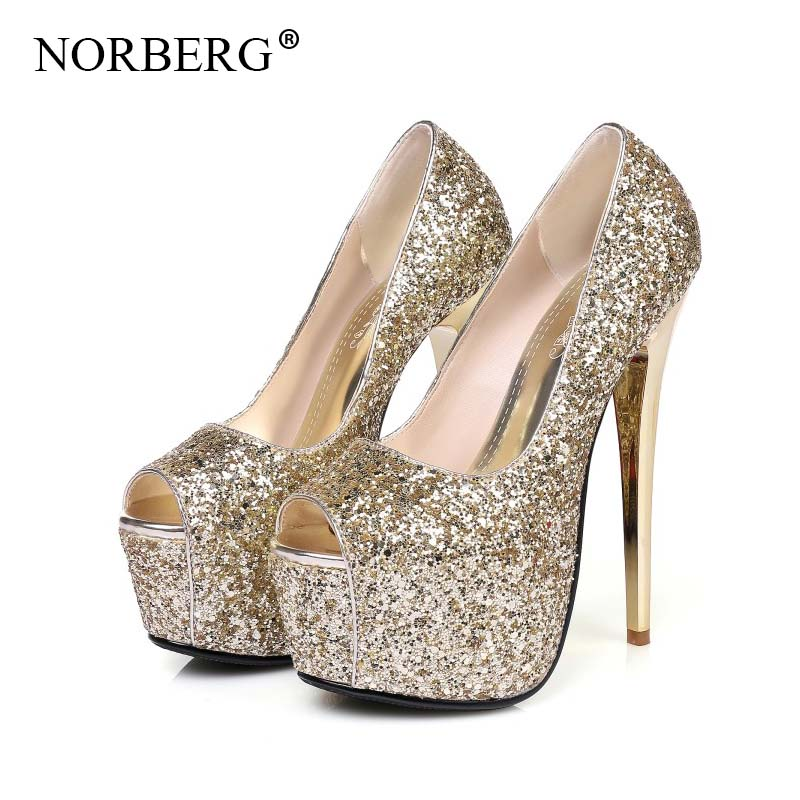 NORBERG sexy shallow shoes wedding striptease ladies shallow shoes simple shallow mouth high heels Big Size 35-48NORBERG sexy shallow shoes wedding striptease ladies shallow shoes simple shallow mouth high heels Big Size 35-48