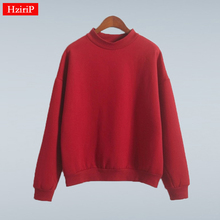 Thicken Sweatshirts Winter Plus
