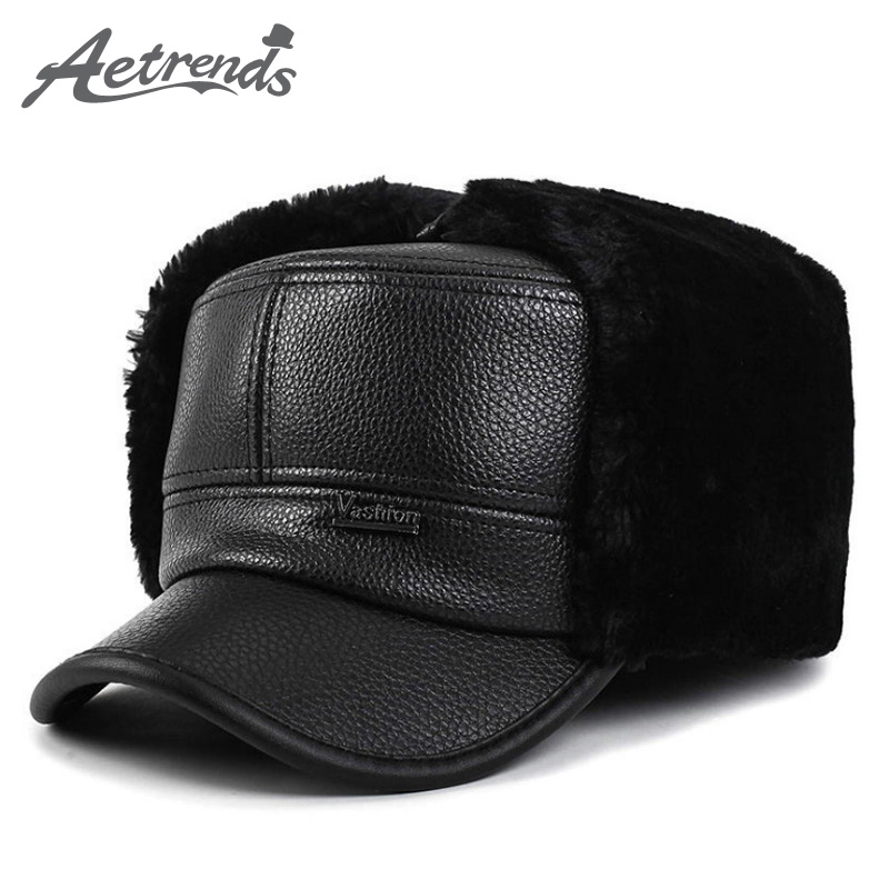 winter baseball cap with flaps fleece hat ear new font