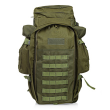 Hunting/Hiking Backpack with Rifle Compartment 60L