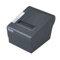 HSPOS pos 80 thermal receipt coffee printer with cutter support free SDK sell with 4 pcs HS KL80UAI
